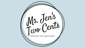 Ms. Jen's Two Cents