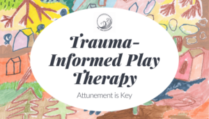 Child's Drawing with Words Trauma-Informed Play Therapy