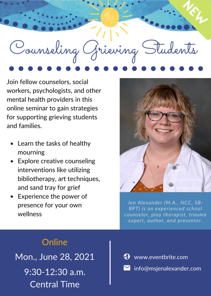 Grief Counseling Seminar